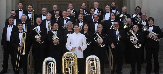 """Milwaukee Festival Brass presents<br />""""Brass Band Animated"""""""