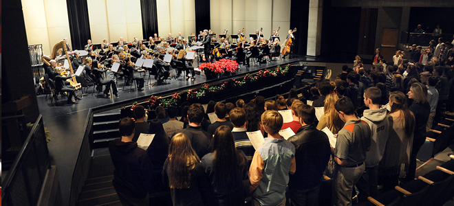 Milwaukee Symphony Orchestra Student Matinee
