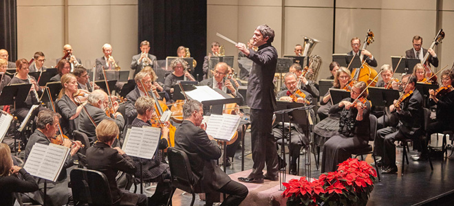 Milwaukee Symphony Orchestra Holiday Concert