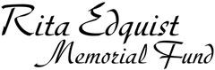 Rita Edquist Memorial Fund